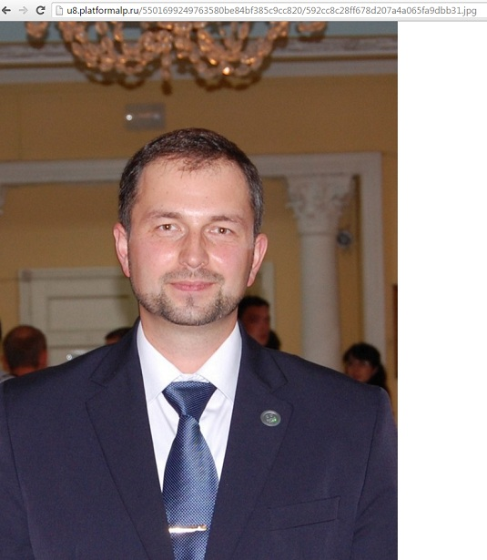 Виктор Гендерберг - Фото автора