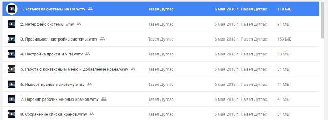 Крипто Коллекционер Павел Дуглас Содержание курса