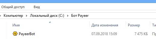 easy bonus payeer - смотрим на скачанный файл