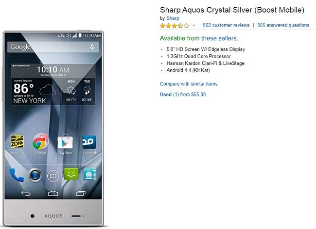 sharp crystal x2 tab черный не удалось найти даже на сайте магазина amazon