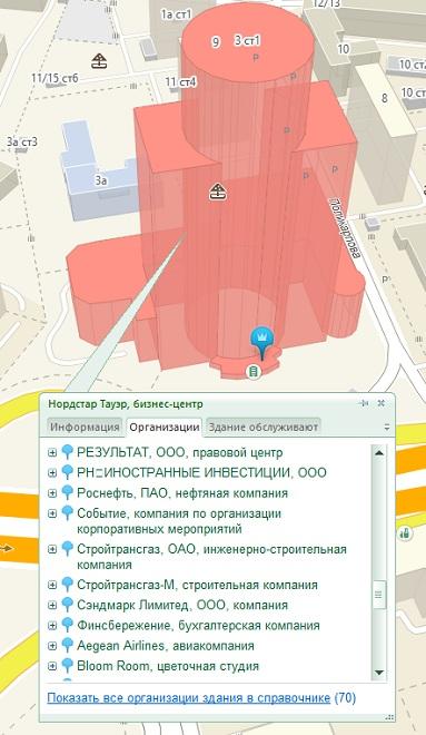 infojob24 отсутствует в организациях бизнес-центра