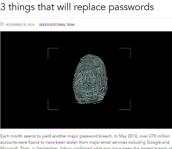 заработок на биометрии всё больше начинает походить на подделку