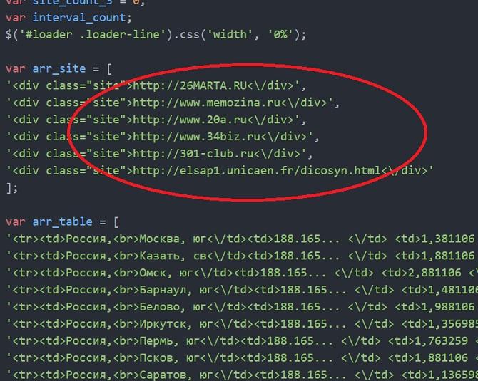 demer pro лохотрон который имитирует подгрузку сайтов с помощью скрипта