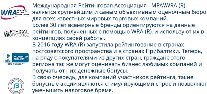 i love bonus russia и сведения об организации мра wra отзывы - читаем чтобы написать отзывы