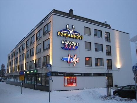 финский отель не похож на семейный гостевой комплекс мэйджик тур