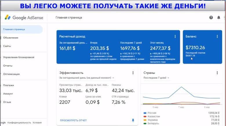 Легкий способ получать от 5000 рублей ежедневно! Владимир Медведев