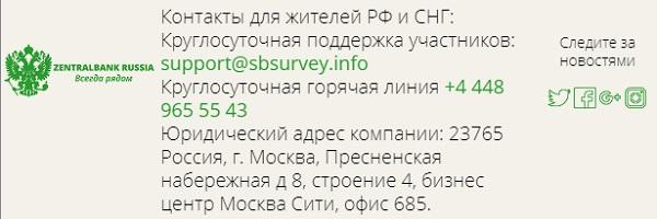 megavop ml id12 - осматриваем что есть на сайте zentralbank russia