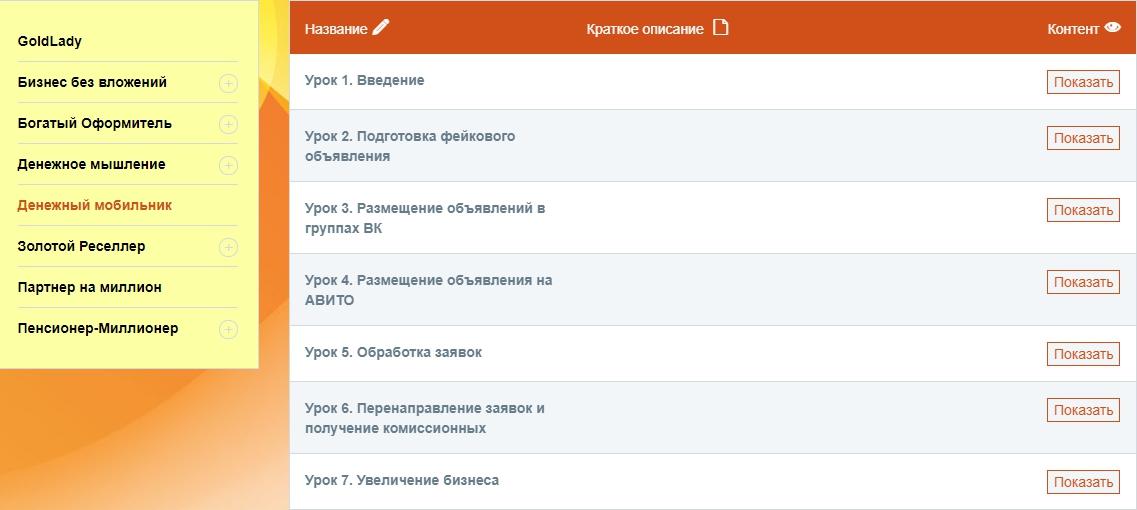 Денежный мобильник Юлия смирнова ольга аринина отзывы