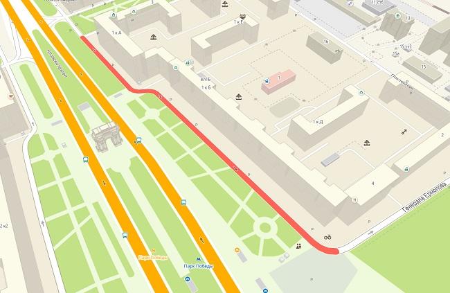 активный интернет пользователь - в москве нет такого адреса на площади победы
