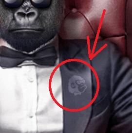 mobio coin что это за логотип с головой обезьяны?