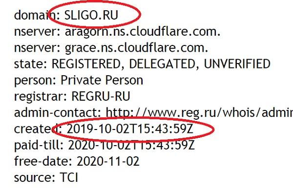 сервис support sligo ru на самом деле существует всего-навсего один месяц