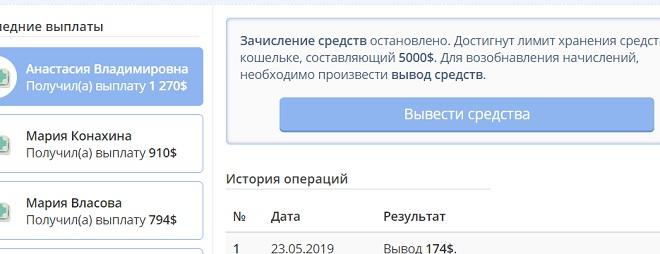 browser wallet пишет что достигнут лимит в 5 тысяч долларов