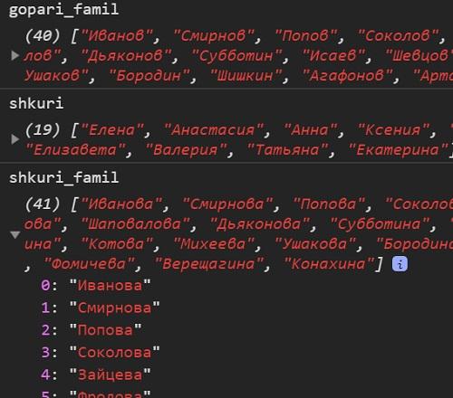 https wallet browser ru - все фамилии и имена уже заранее прописаны