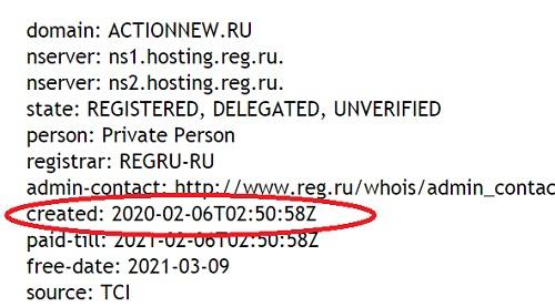 https actionnew ru который предлагает 1000 бонусов от сбербанка, на самом деле существует всего один день