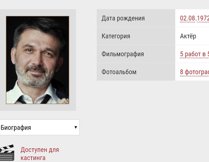 кузьминов виктор александрович это на самом деле актёр баканов роман юрьевич