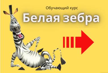 Белая зебра отзывы