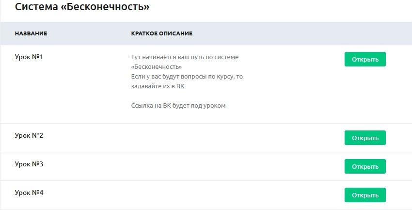 Сергей Бархатов Бесконечность отзывы