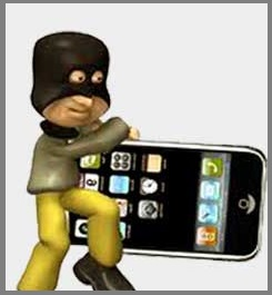 грабитель может украсть айфон не не знать что с ним можно сделать