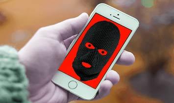мошенники украли iphone и пытаются связаться с владельцем чтобы получить данные учётные записи apple