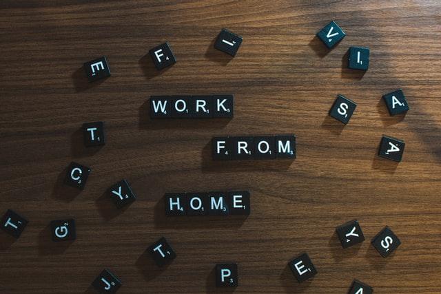 как работать из дома